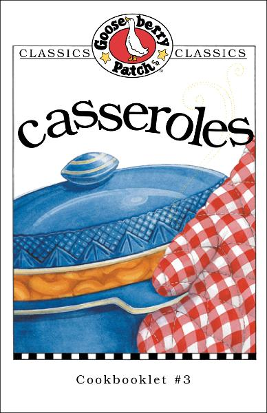 Casseroles Cookbook