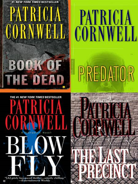 Four Scarpetta Novels By: Patricia Cornwell