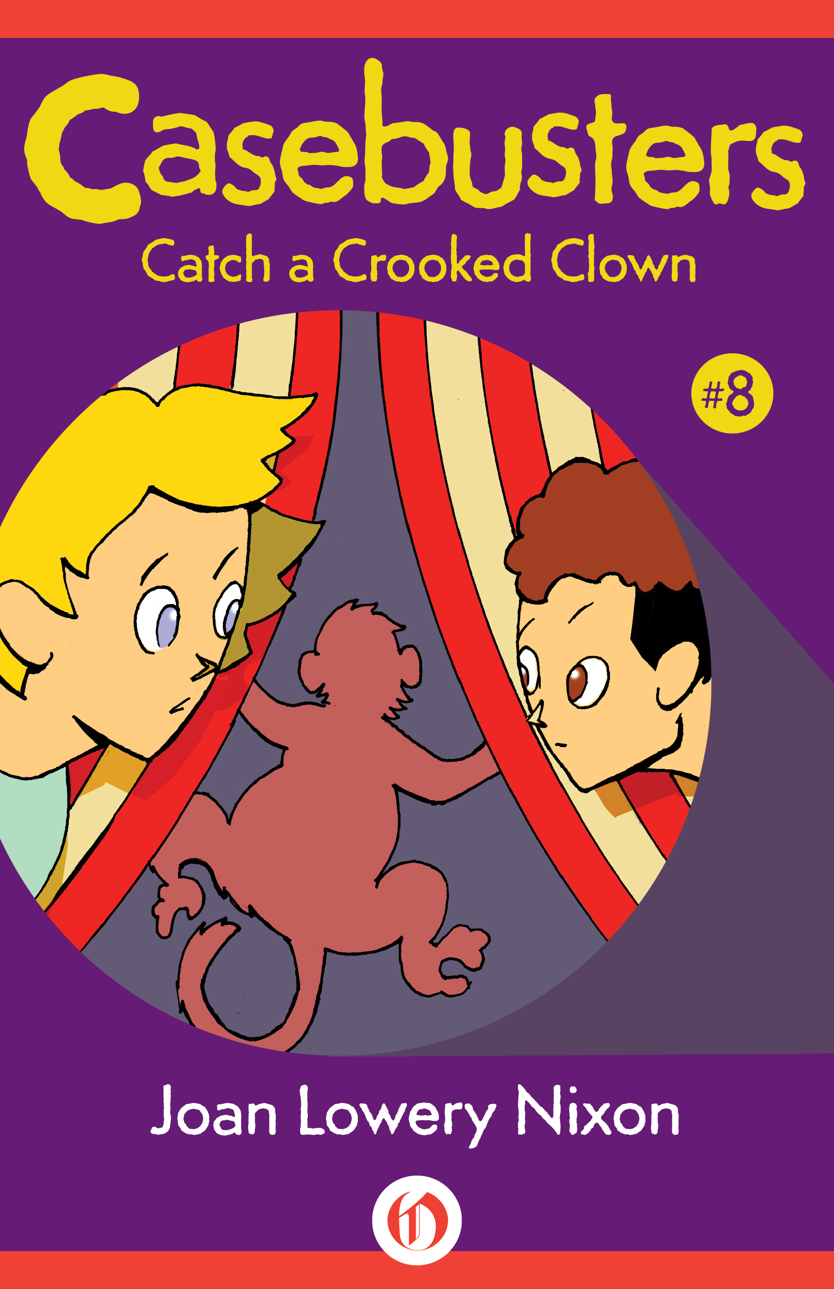 Catch a Crooked Clown: Casebusters #8