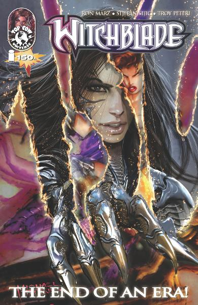 Witchblade #150 By: Christina Z, David Wohl, Marc Silvestr, Brian Haberlin, Ron Marz