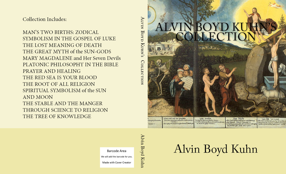 Alvin Boyd Kuhn's Collection By: Alvin Boyd Kuhn, Z Bey