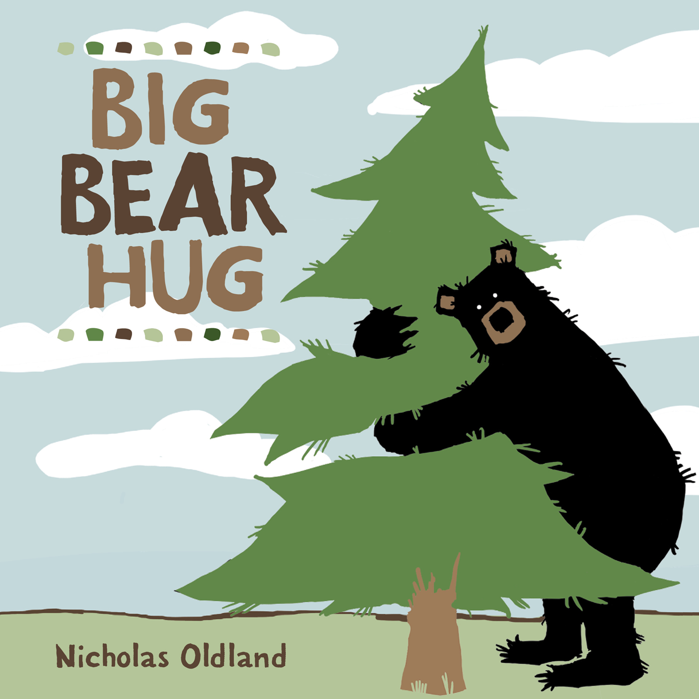 Big Bear Hug By: Nicholas Oldland