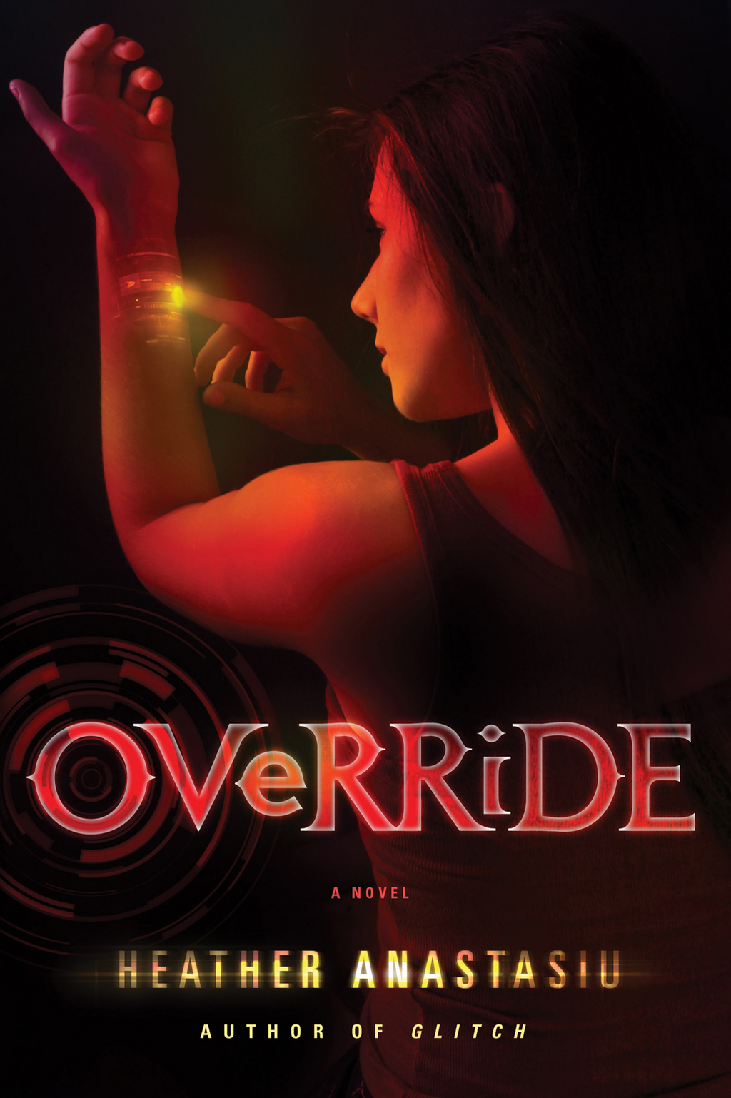 Override By: Heather Anastasiu