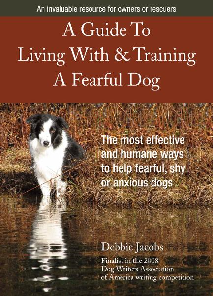 A Guide To Living With & Training A Fearful Dog
