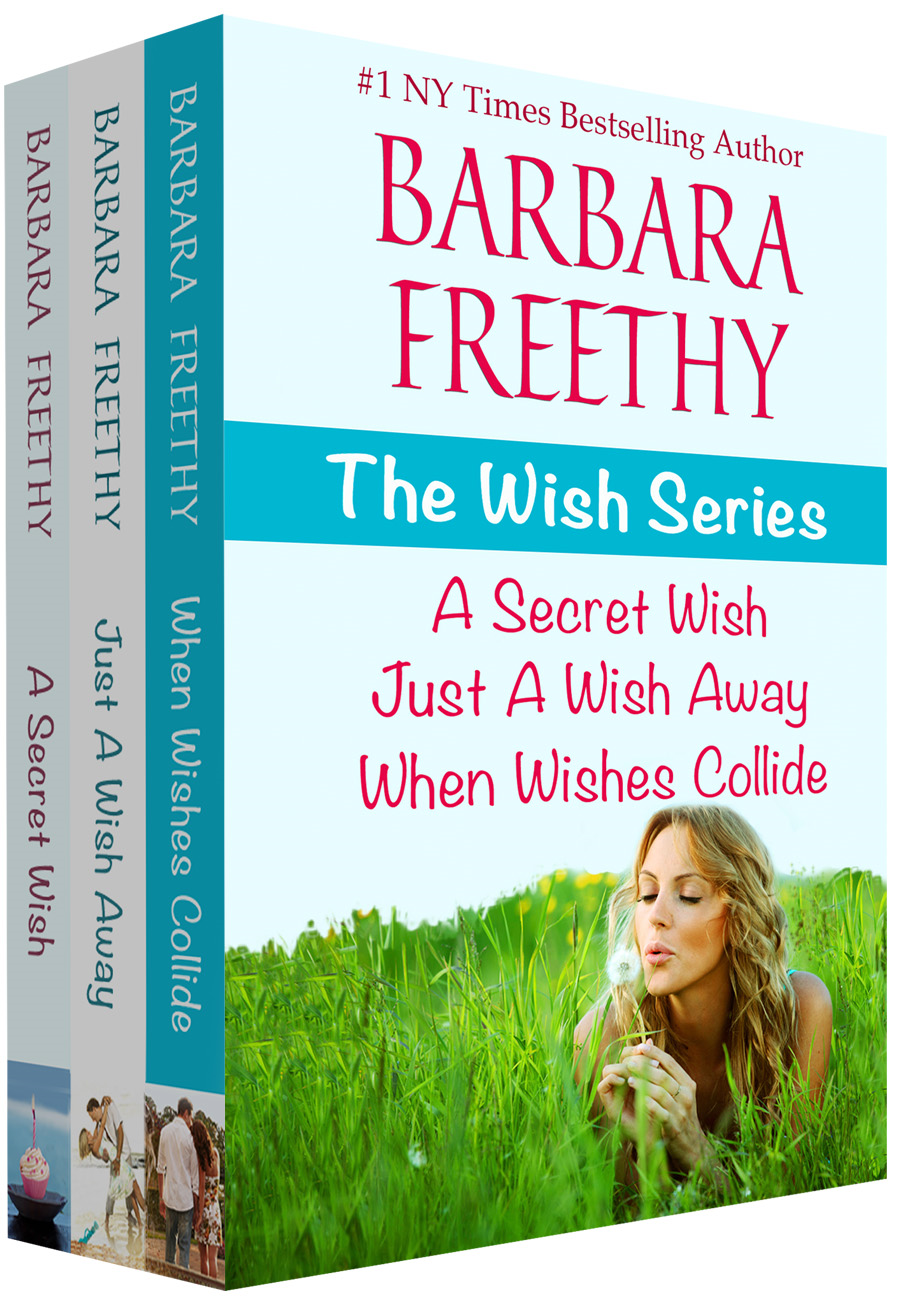 Wish Series Box Set By: Barbara Freethy