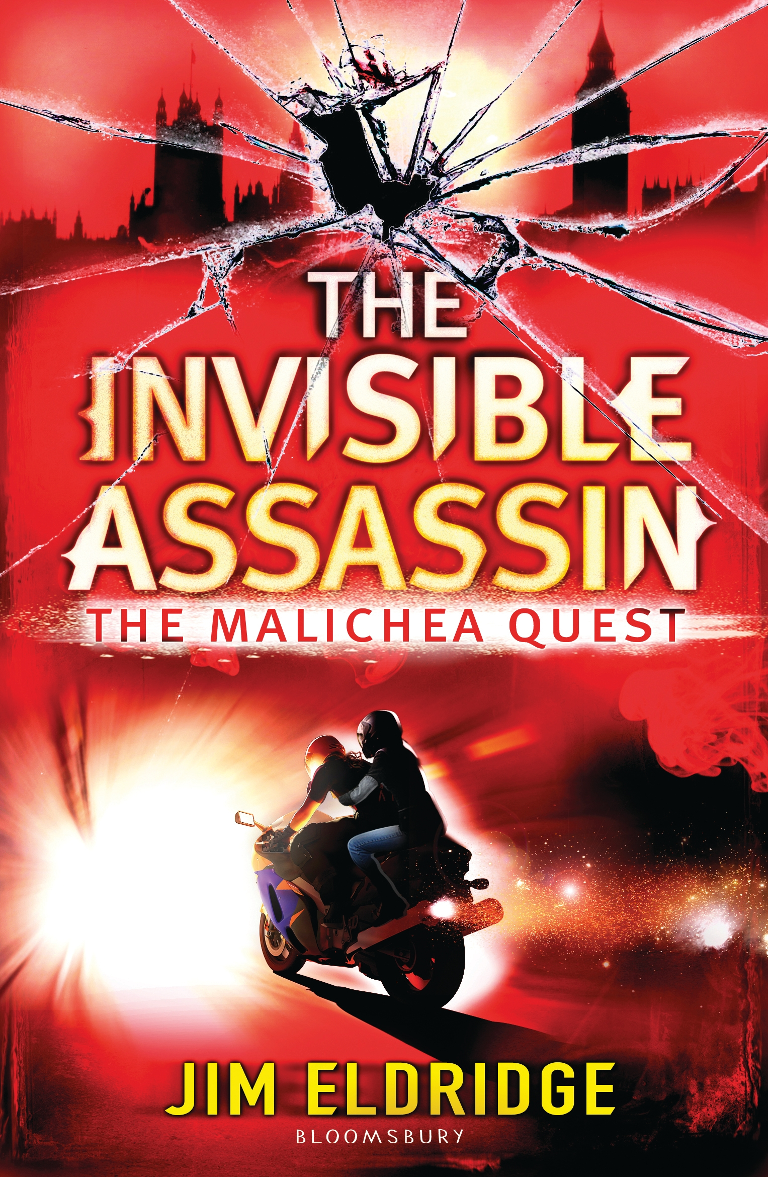 The Invisible Assassin By: Jim Eldridge