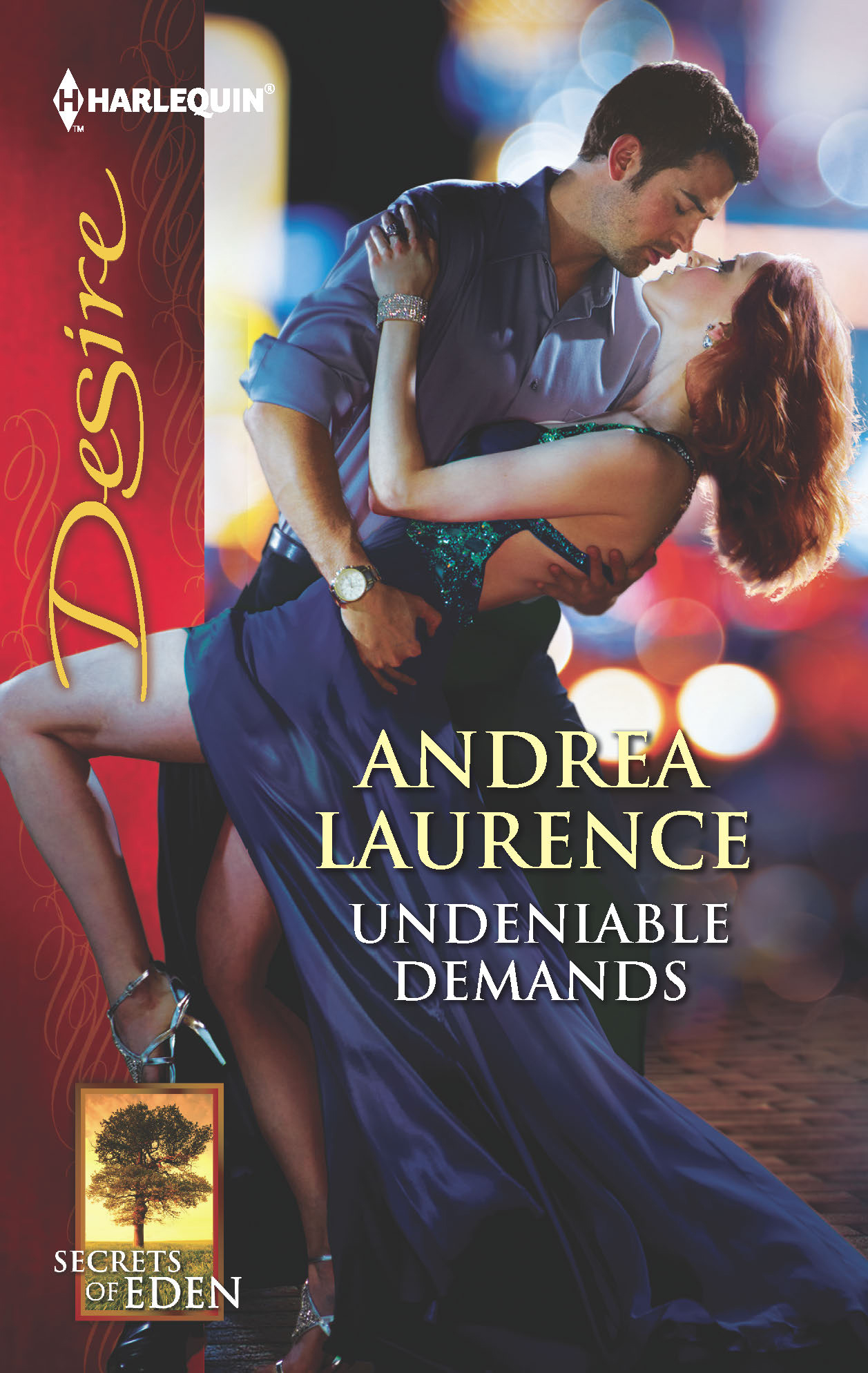 Undeniable Demands By: Andrea Laurence