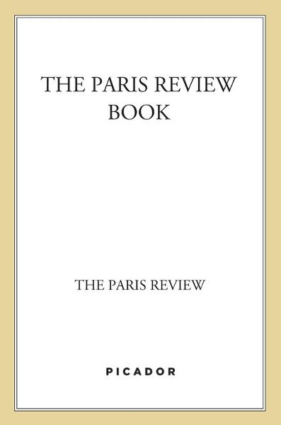 The Paris Review Book