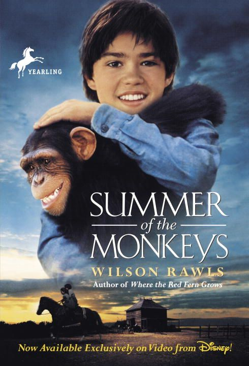 Summer of the Monkeys By: Wilson Rawls
