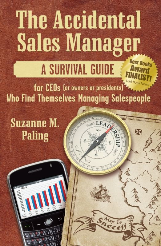 The Accidental Sales Manager By: Suzanne Paling