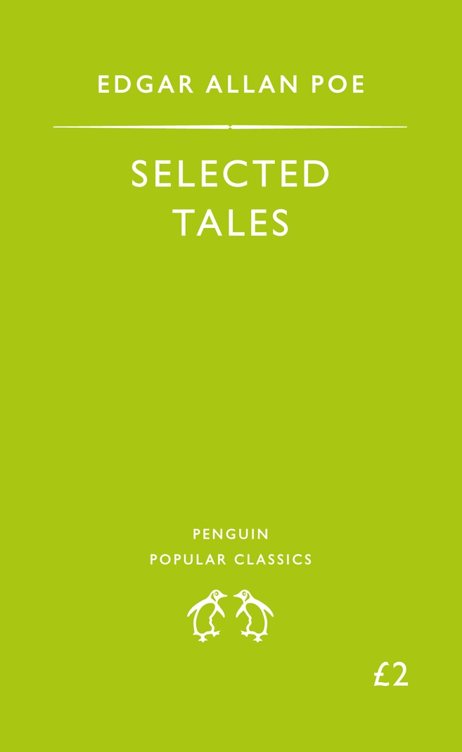 Selected Tales By: Edgar Allan Poe