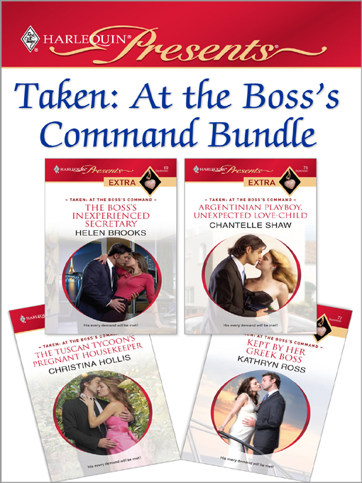 Taken: At the Boss's Command Bundle
