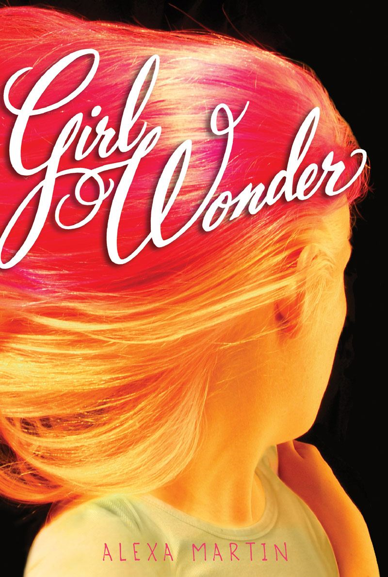 Girl Wonder By: Alexa Martin