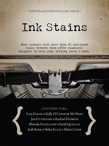 Ink Stains By: Lara Zielin