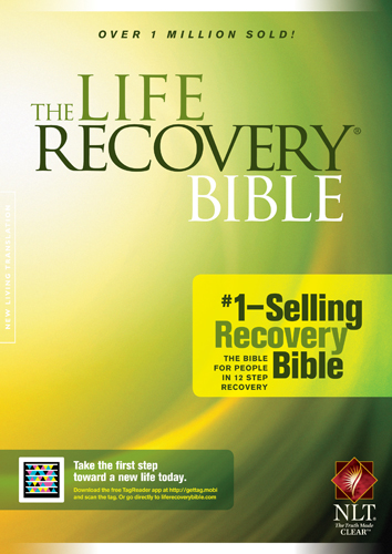 The Life Recovery Bible NLT By: David Stoop,Stephen Arterburn