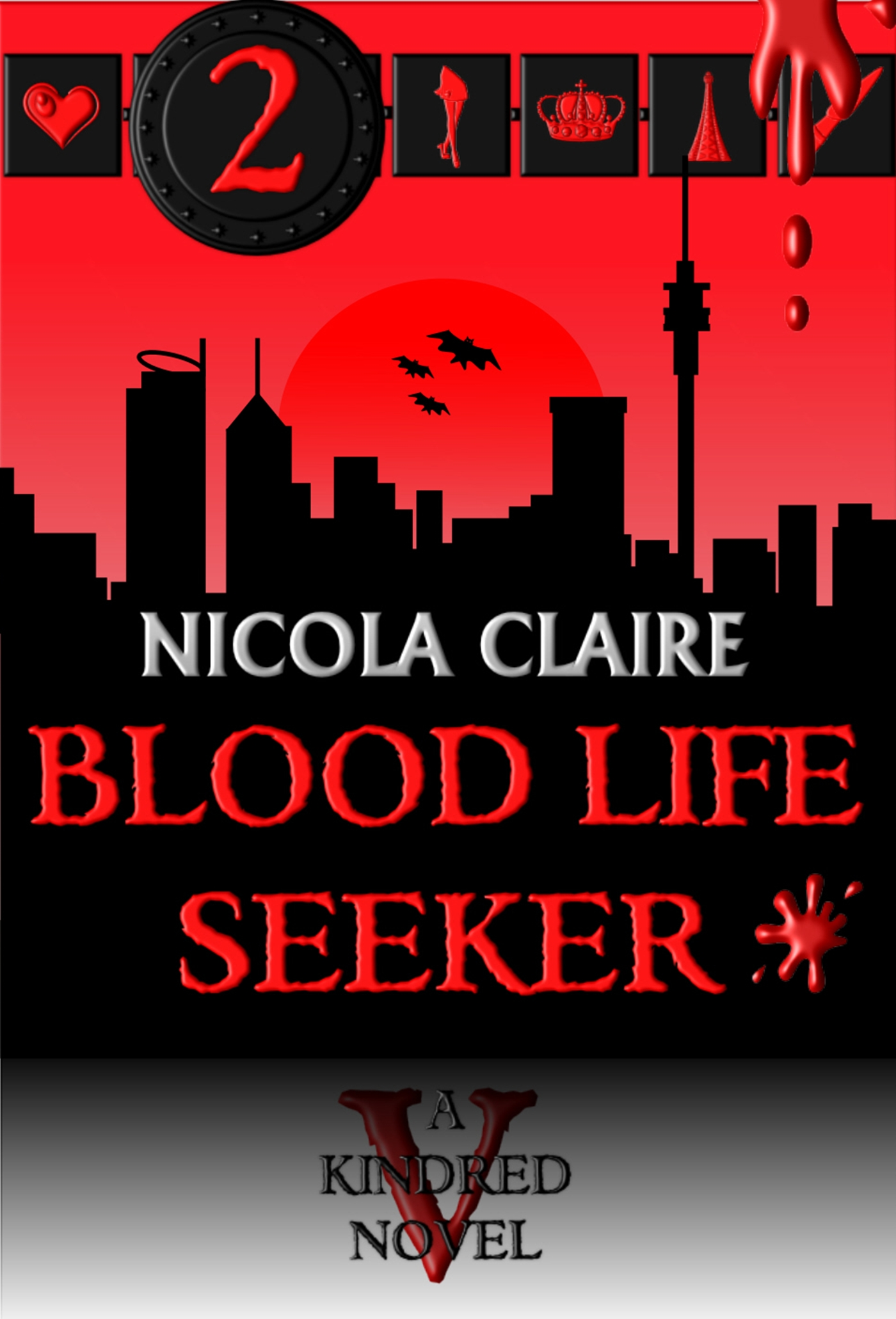 Blood Life Seeker (Kindred, Book 2)
