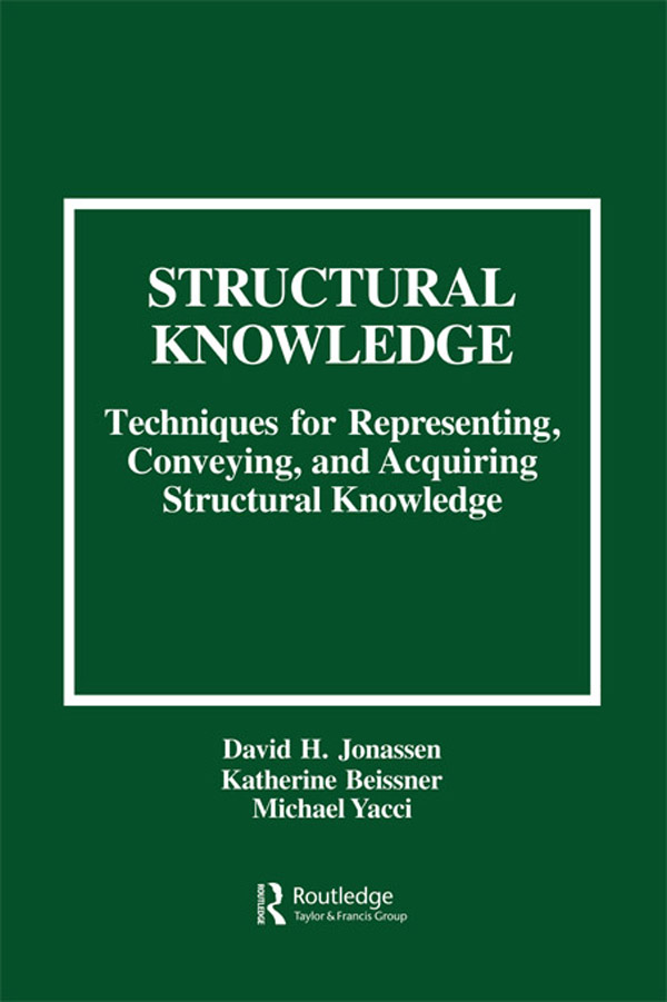 Structural Knowledge