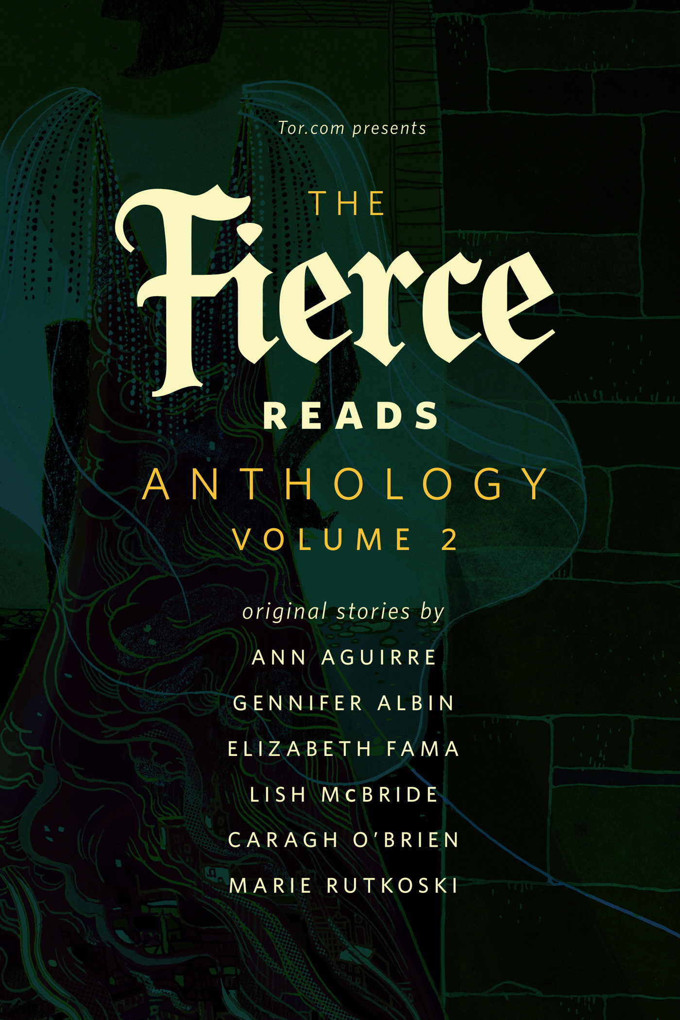 The Fierce Reads Anthology: Volume 2