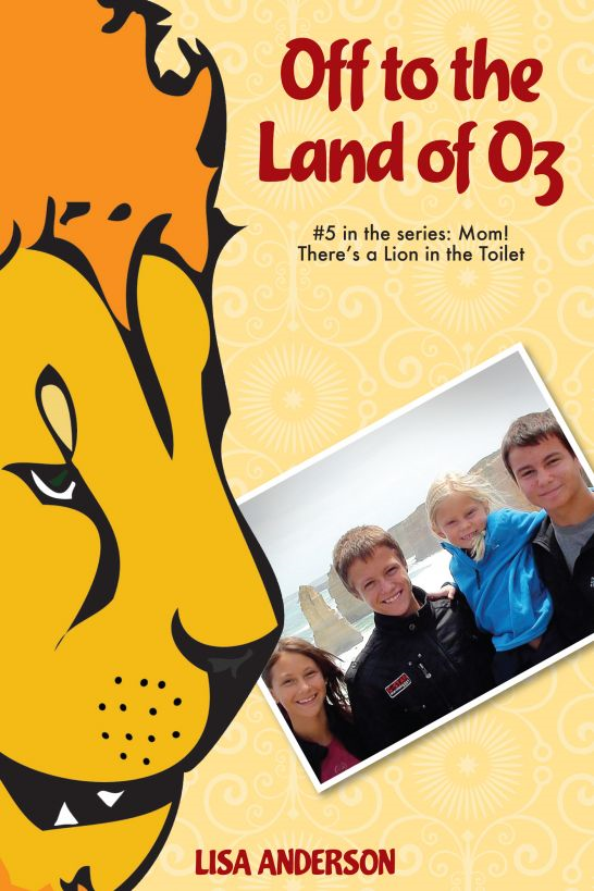 Off to the Land of Oz  Part 5: Mom! There's a Lion in the Toilet!