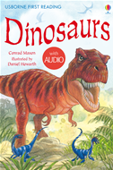 Dinosaurs: Usborne First Reading