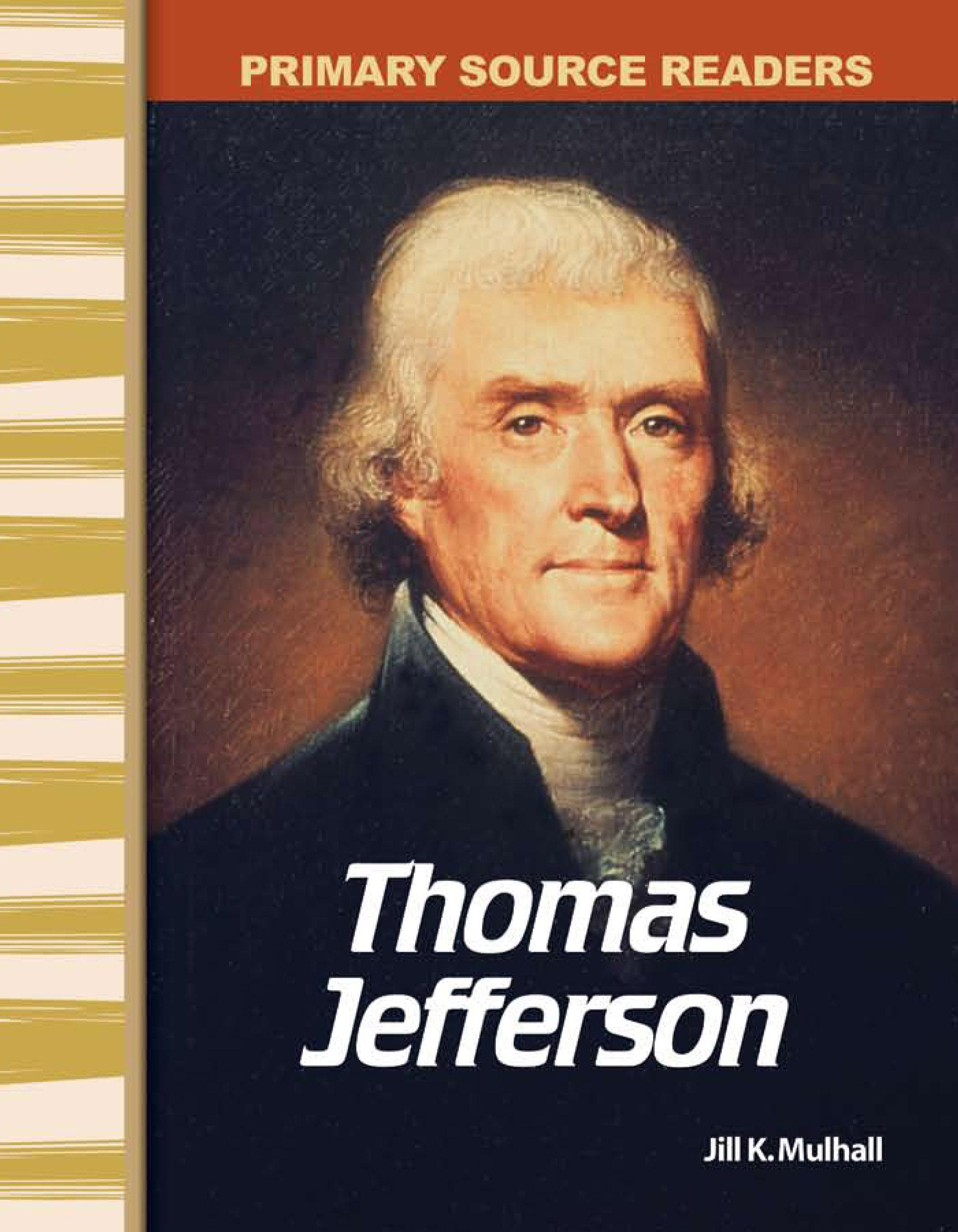 an introduction to the life and history of thomas jefferson