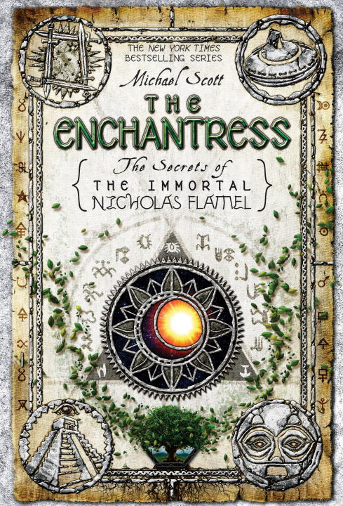 The Enchantress By: Michael Scott