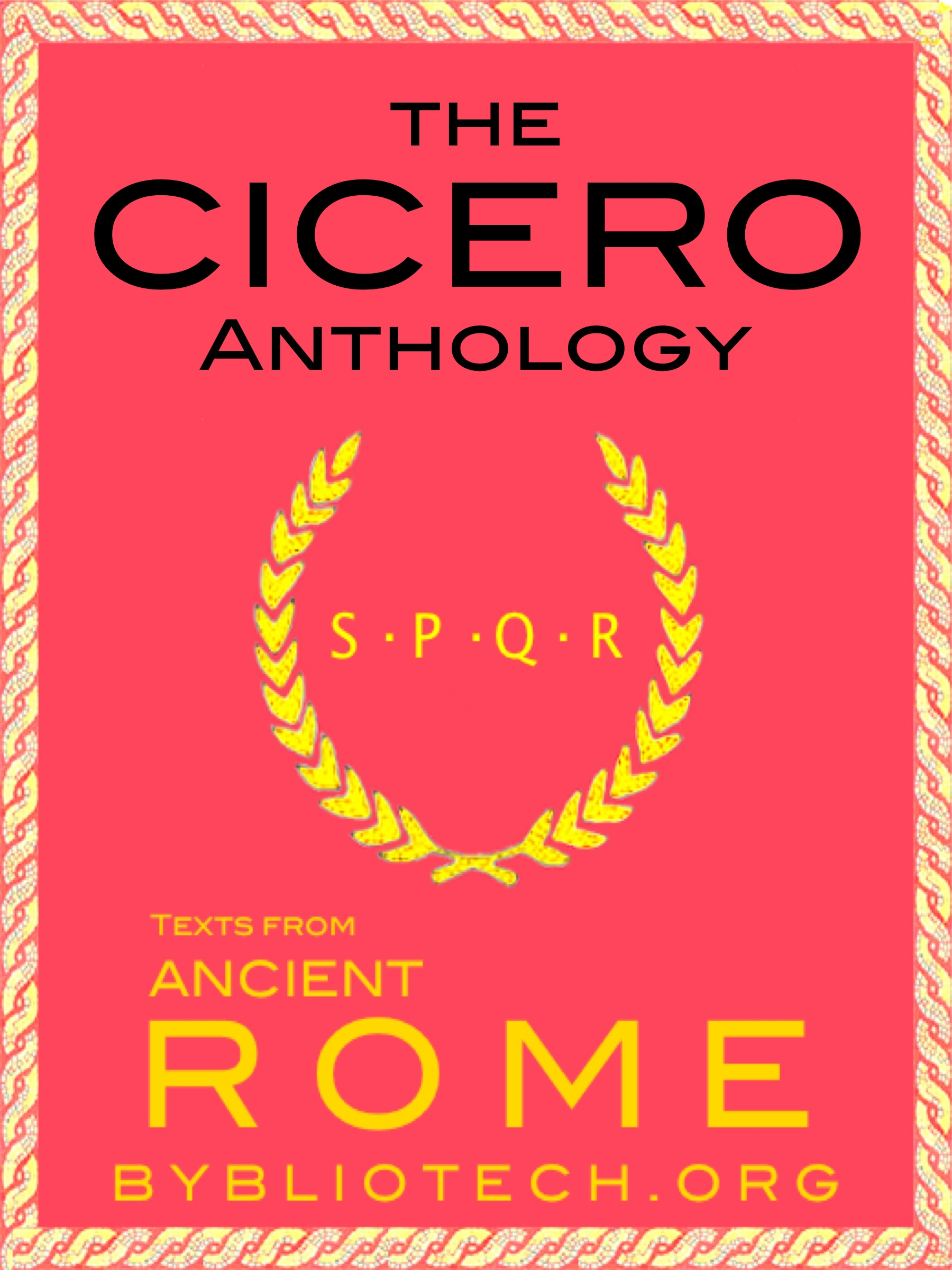 The Cicero Anthology