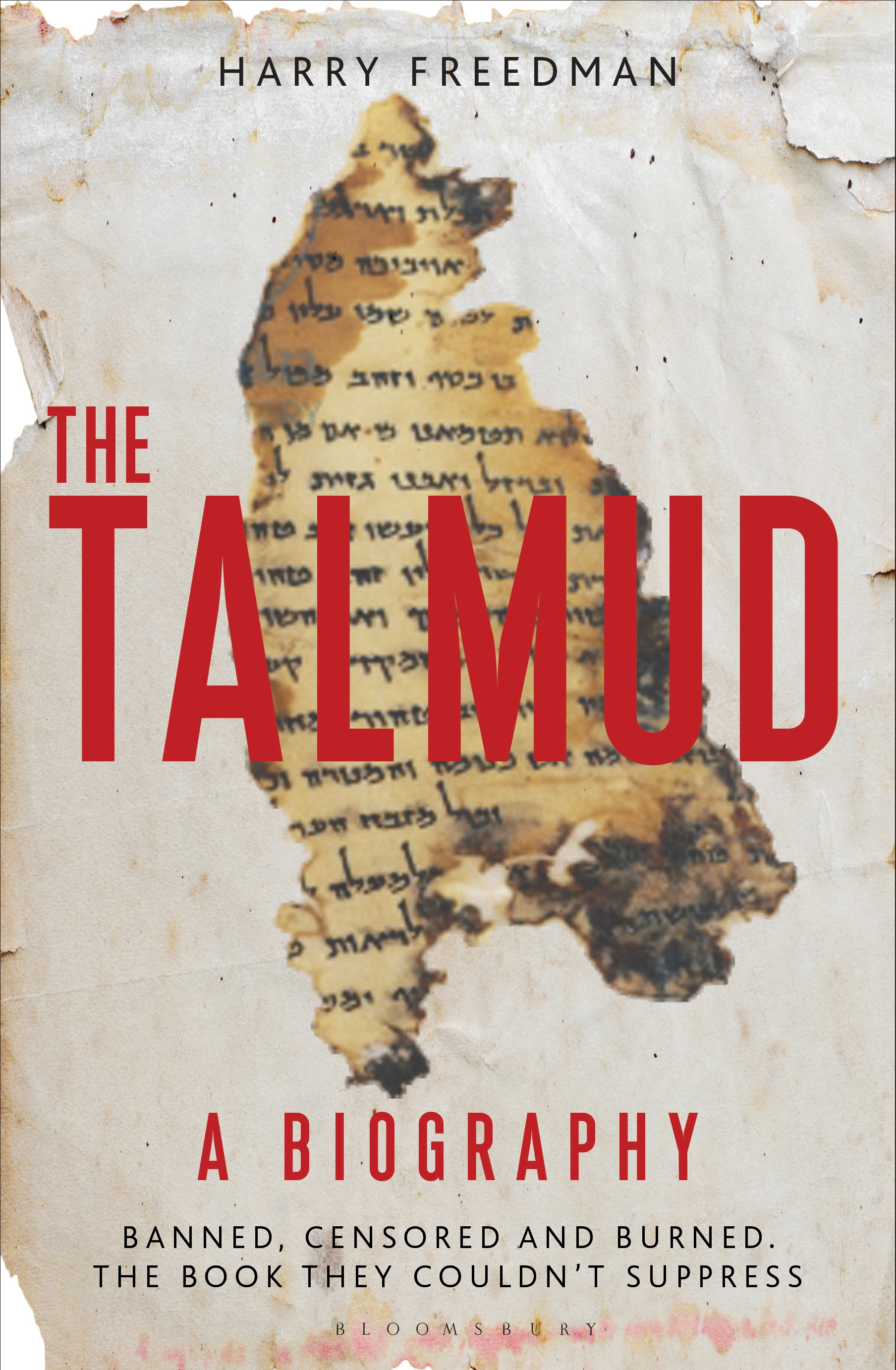 The Talmud ? A Biography Banned,  censored and burned. The book they couldn't suppress