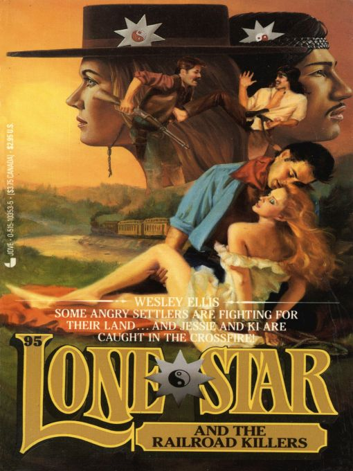 Lone Star 95/railroad By: Wesley Ellis