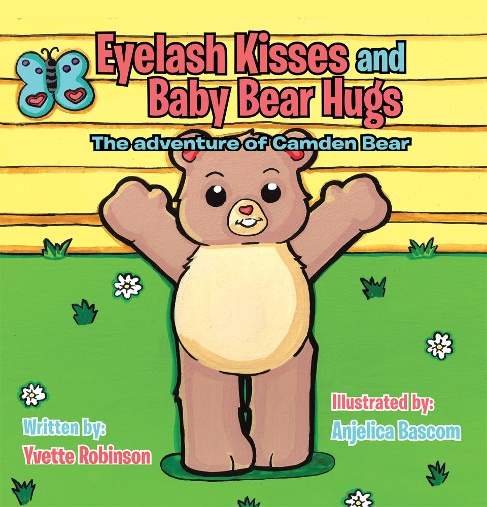 Eyelash Kisses and Baby Bear Hugs