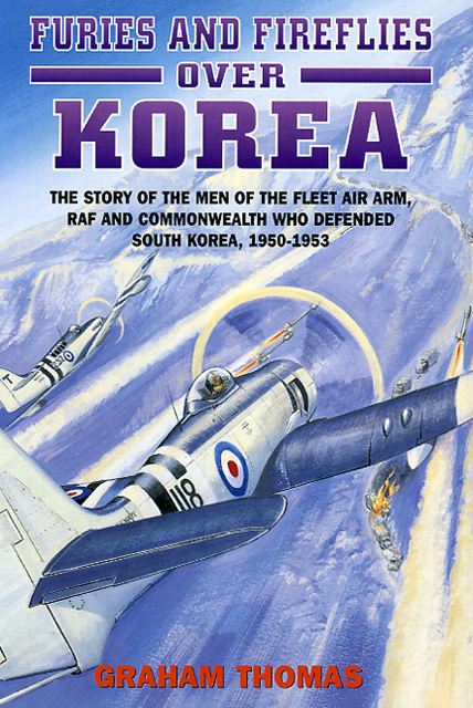 Flying Furies over Korea