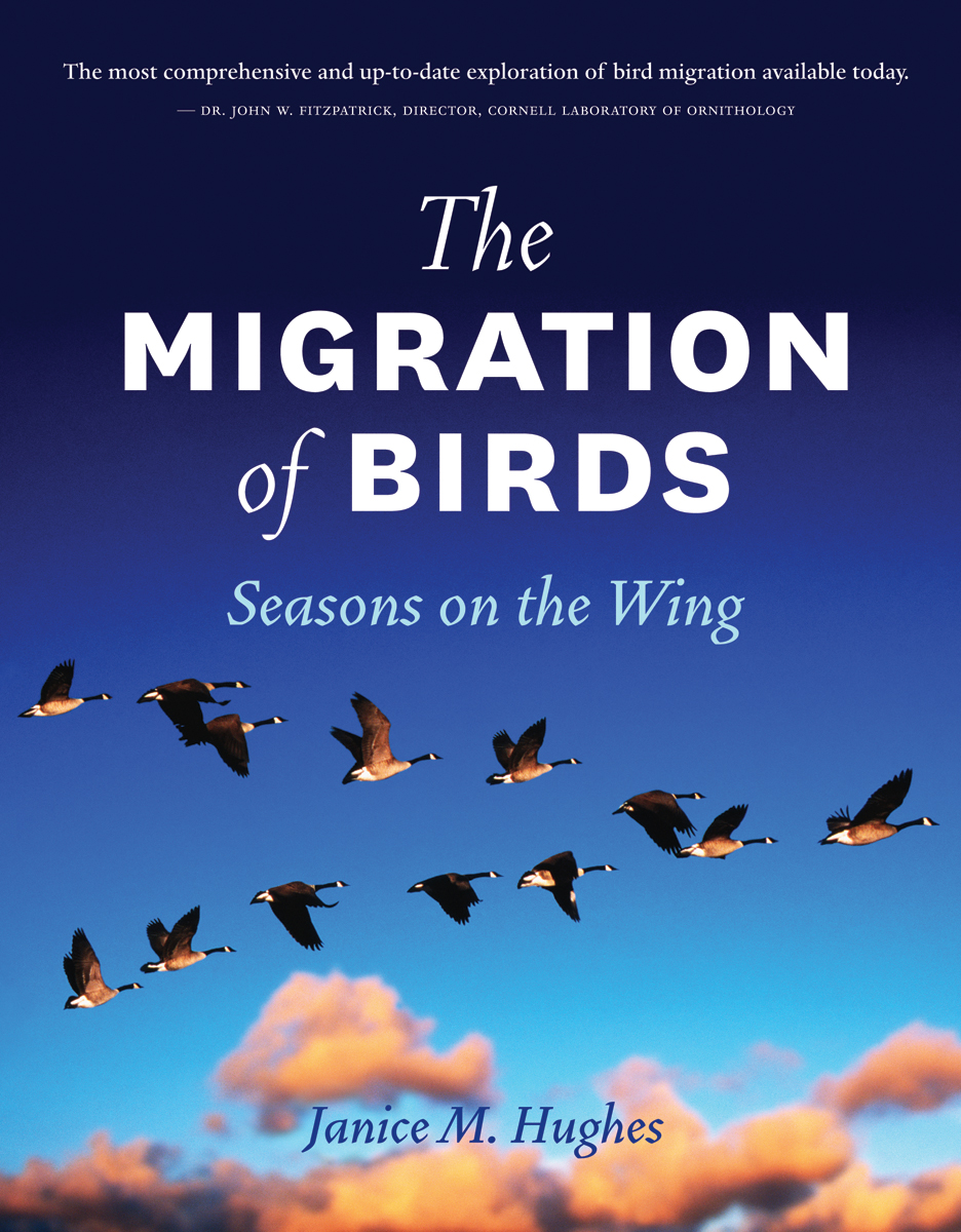 The Migration of Birds: Seasons on the Wing By: Janice Hughes
