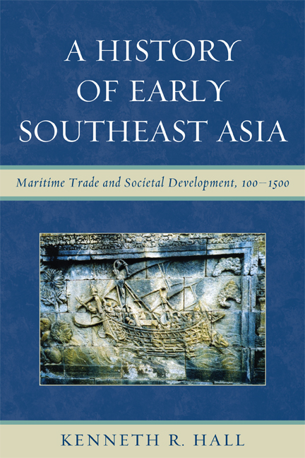 A History of Early Southeast Asia