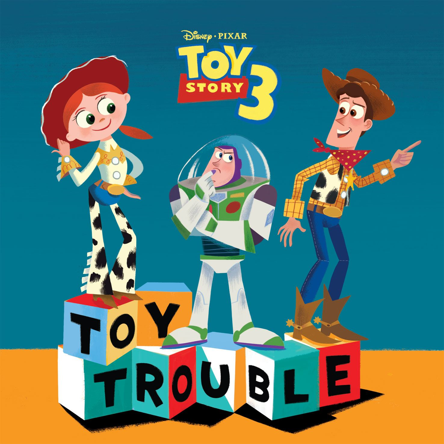 Toy Trouble By: Disney Book Group