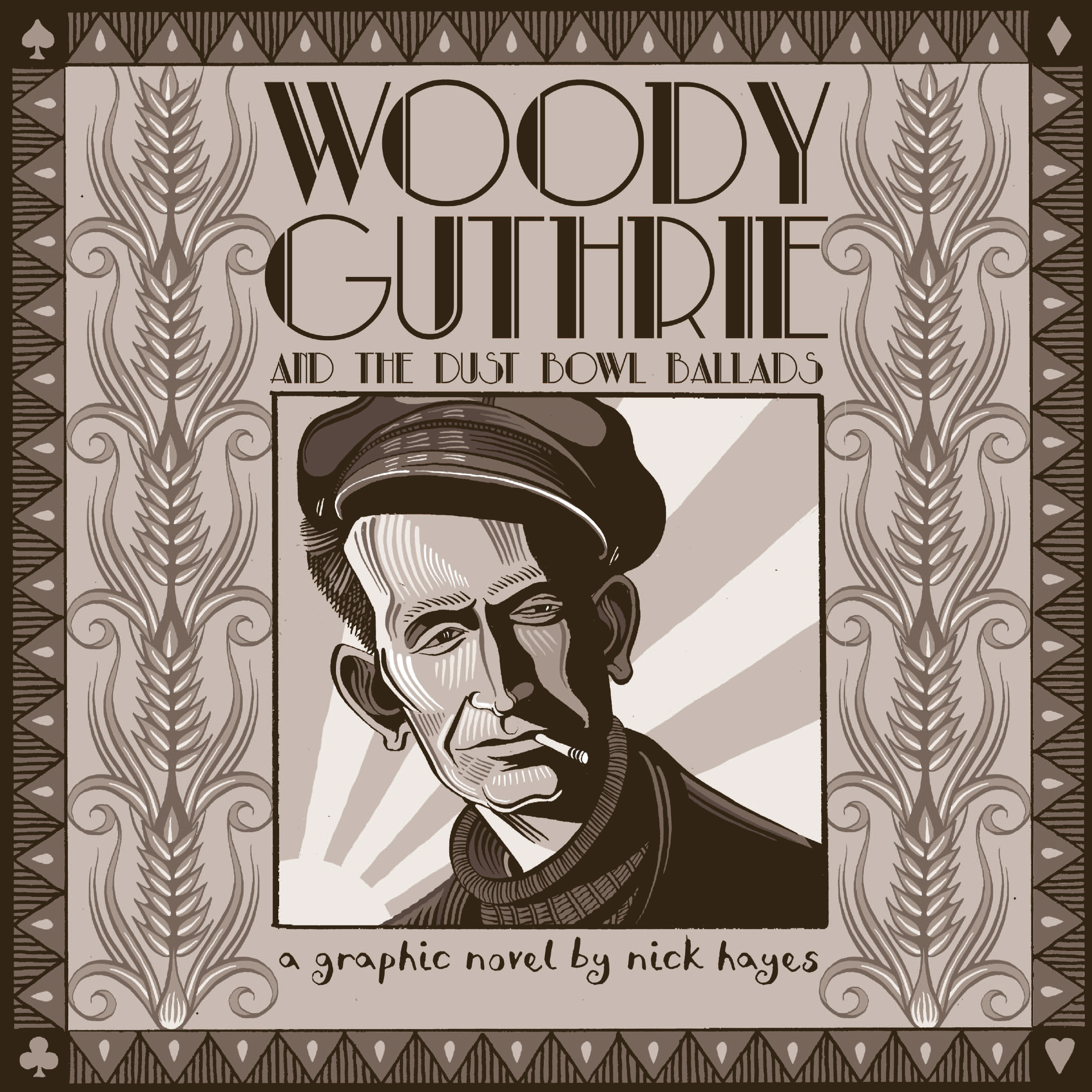 Woody Guthrie And the Dust Bowl Ballads