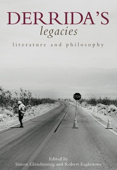 Derrida's Legacies By: