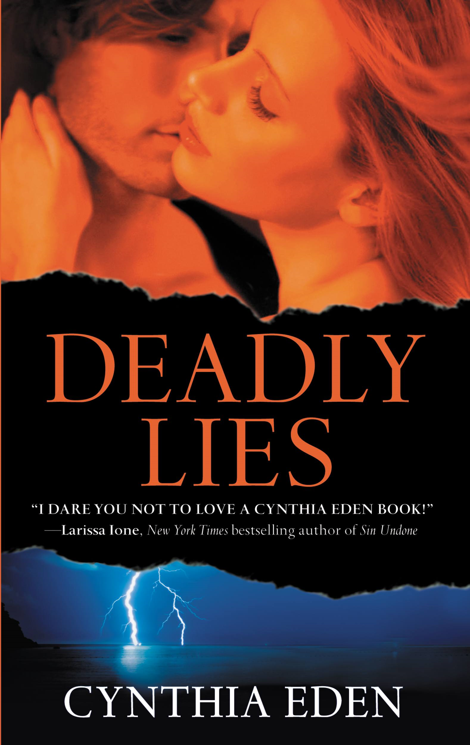 Deadly Lies By: Cynthia Eden
