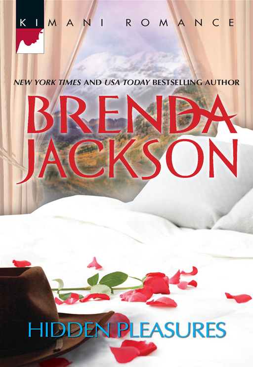 Hidden Pleasures By: Brenda Jackson