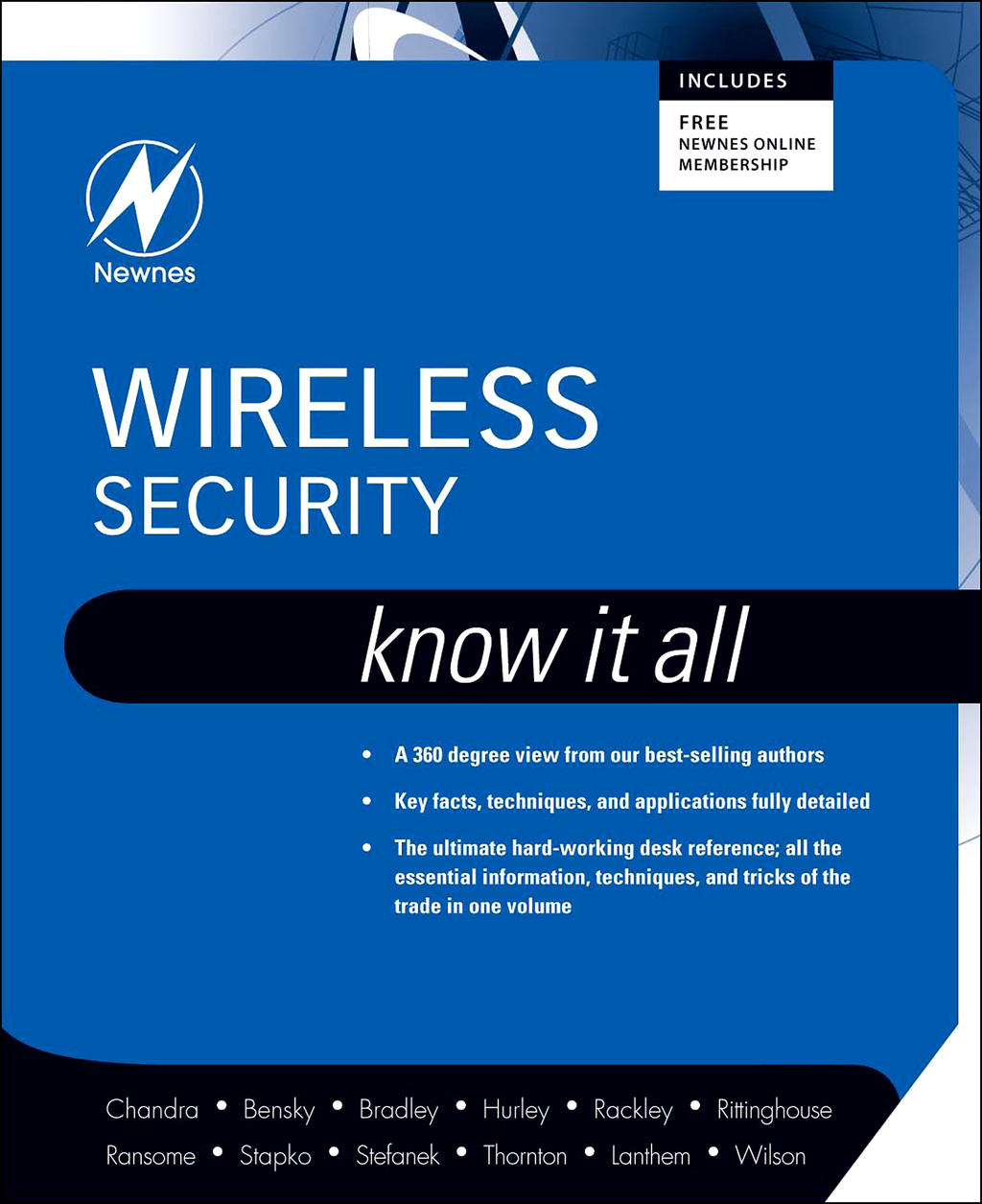 Wireless Security: Know It All Know It All