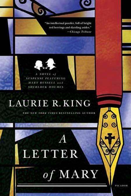 A Letter of Mary By: Laurie R. King