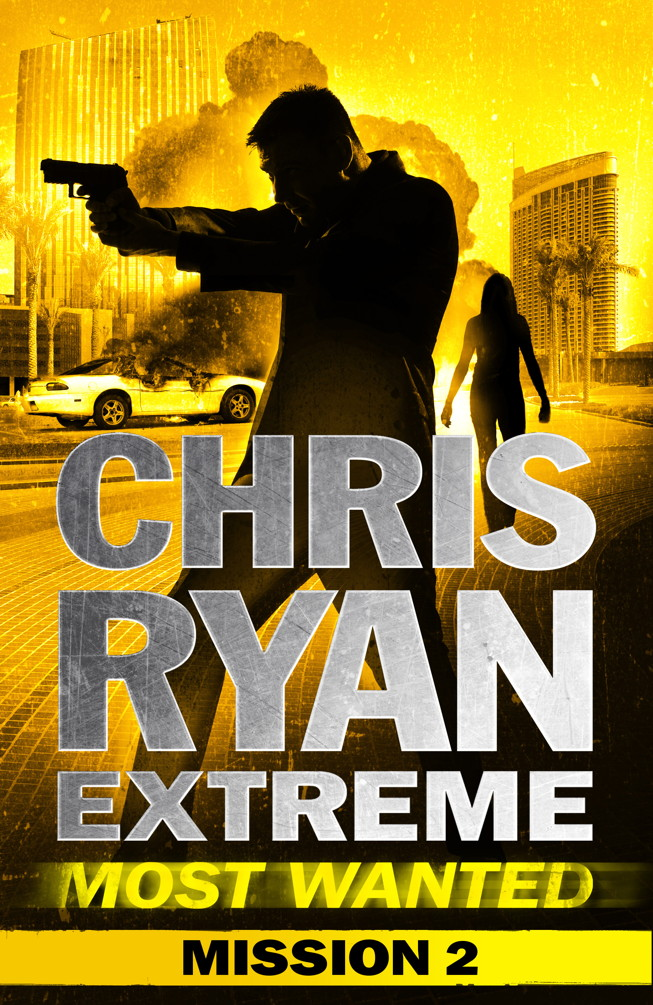 Most Wanted Mission 2 Chris Ryan Extreme: Series 3