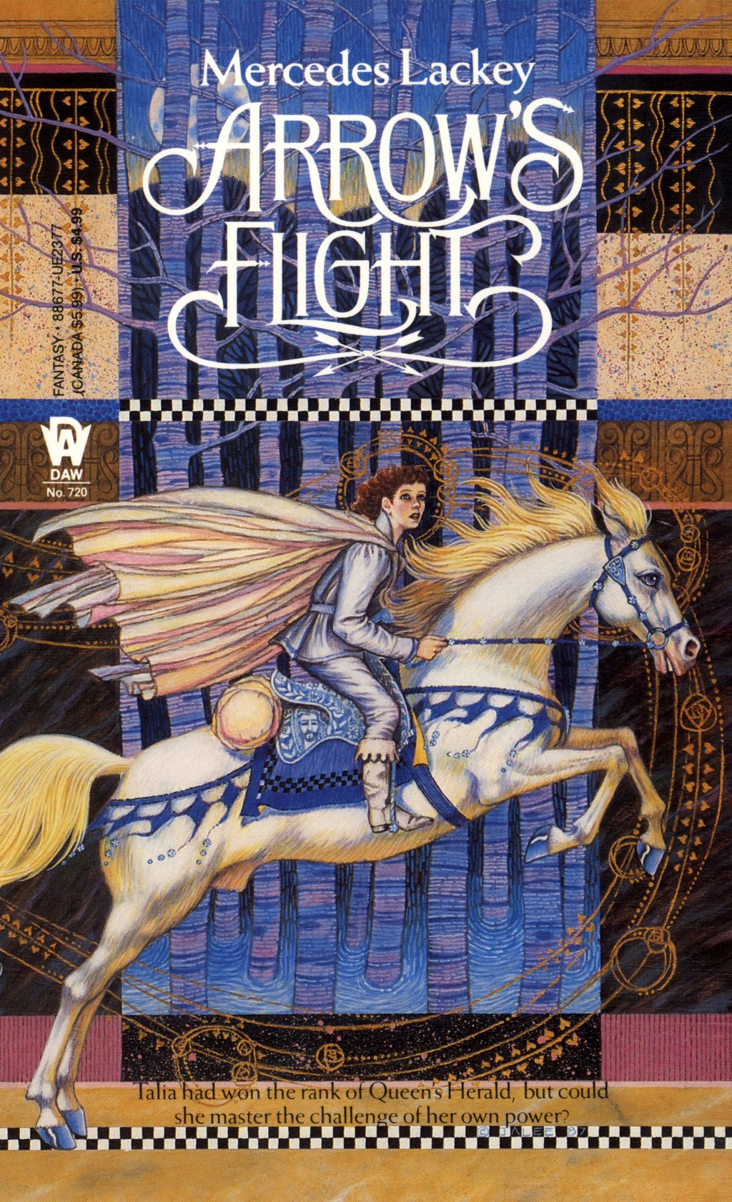 Arrow's Flight By: Mercedes Lackey