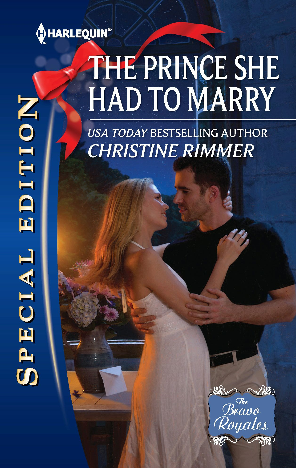 The Prince She Had to Marry By: Christine Rimmer