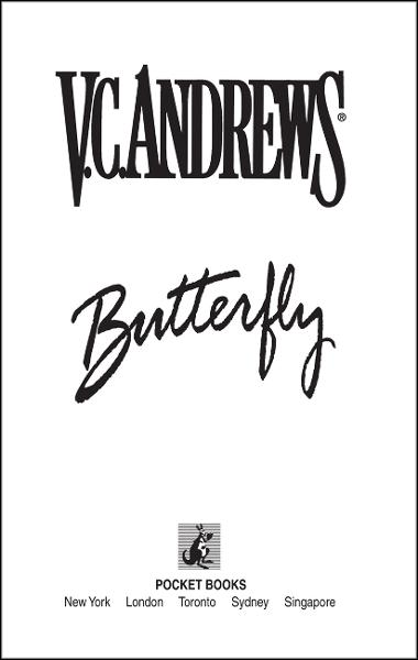 Butterfly By: V.C. Andrews