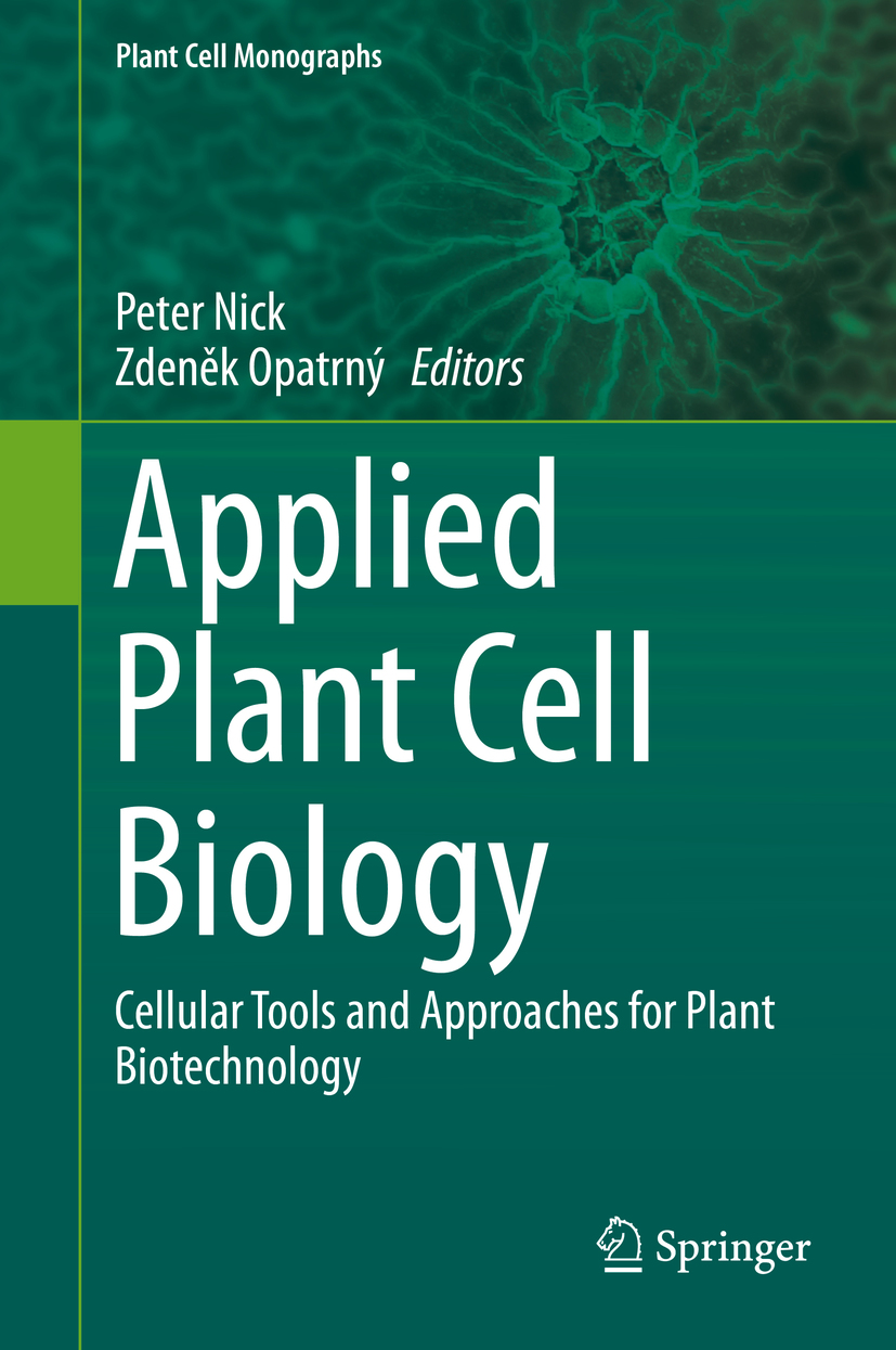 Applied Plant Cell Biology By: