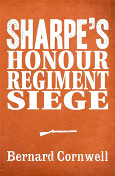Sharpe 3-Book Collection 6: Sharpe's Honour, Sharpe's Regiment, Sharpe's Siege