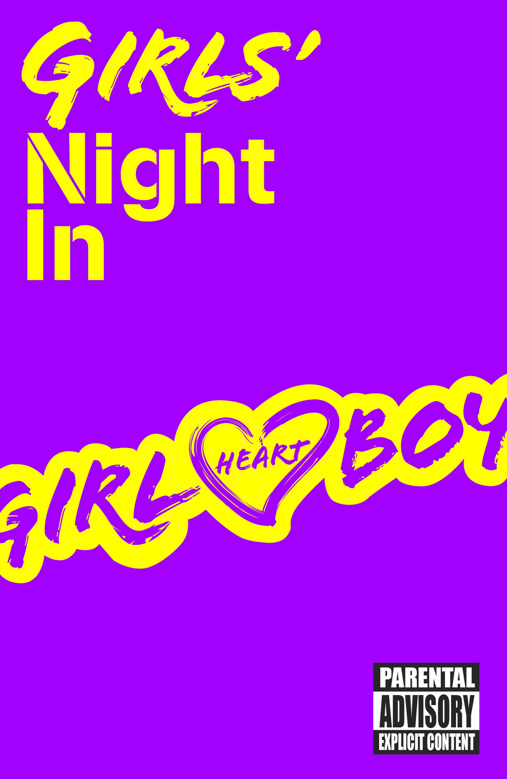 Girl Heart Boy: Girls' Night In (short story ebook 1) By: Ali Cronin