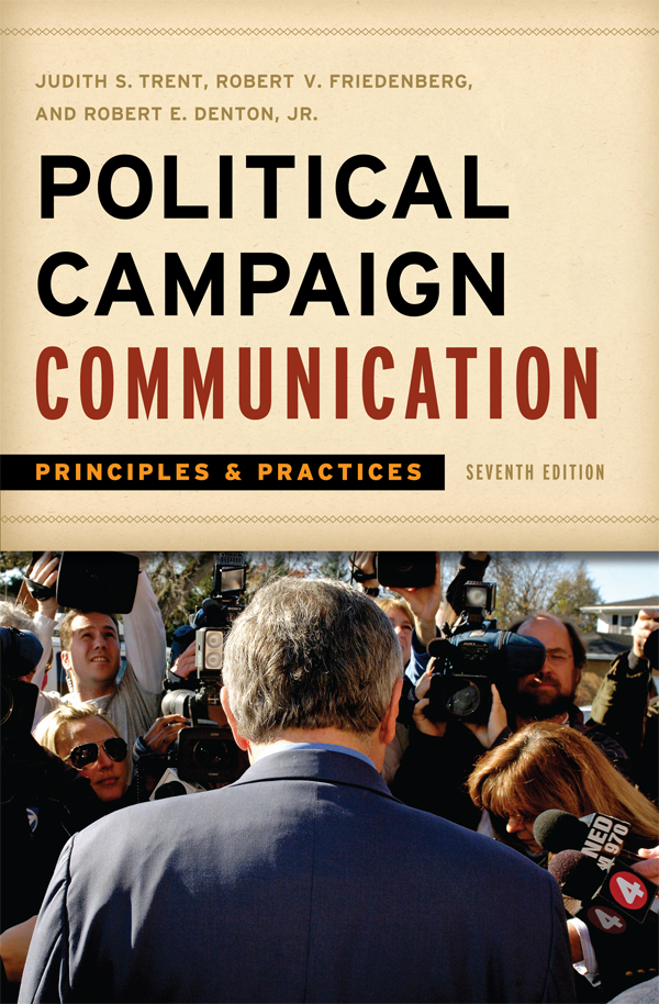 Political Campaign Communication