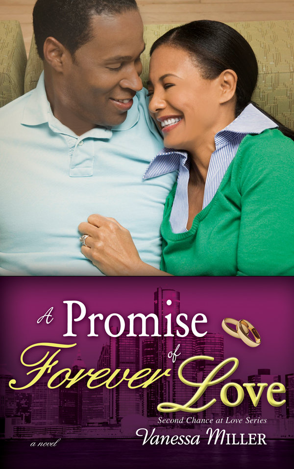 A Promise of Forever Love By: Vanessa Miller