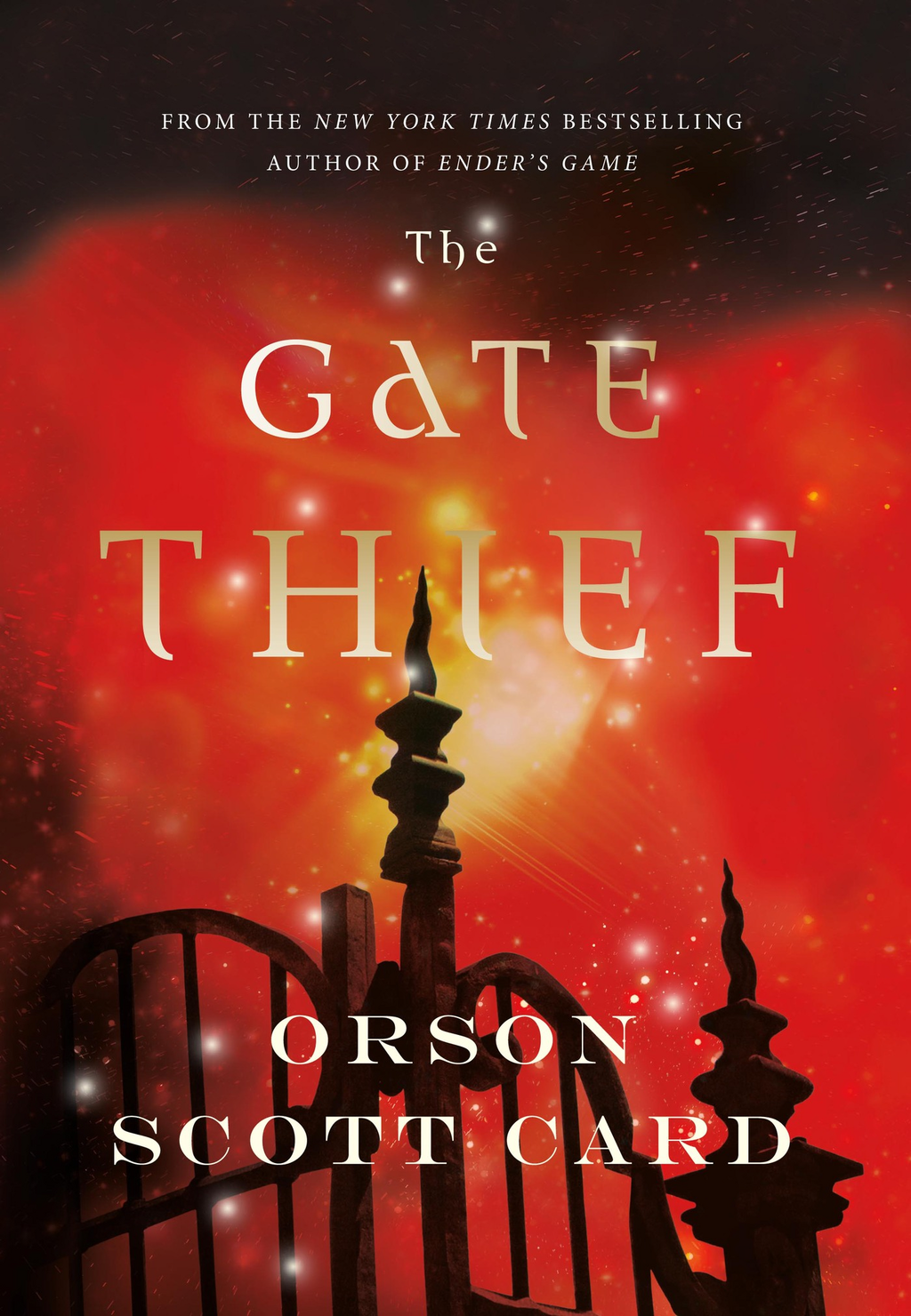 Book Cover: The Gate Thief
